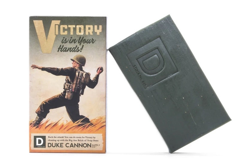 Duke Cannon Victory Big Ass Brick Soap