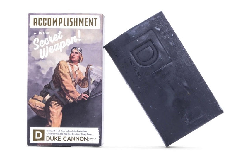 Duke Cannon Accomplishment Big Ass Brick Soap