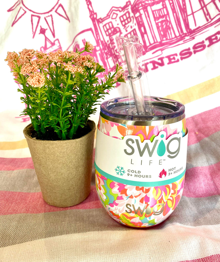 Swig 14oz Stemless Wine Cup -  Hawaiian Punch