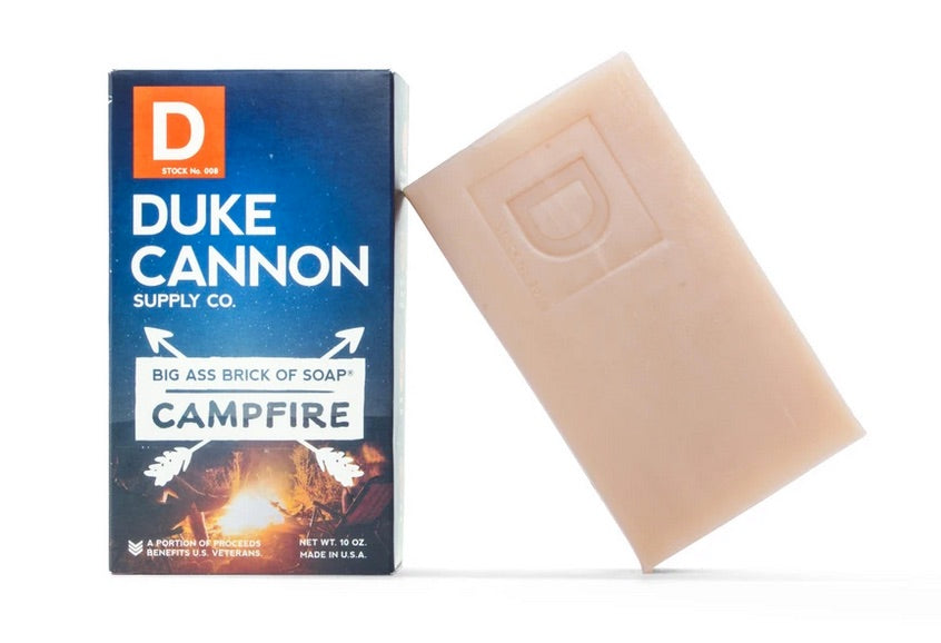 Duke Cannon Campfire Big Ass Brick Soap
