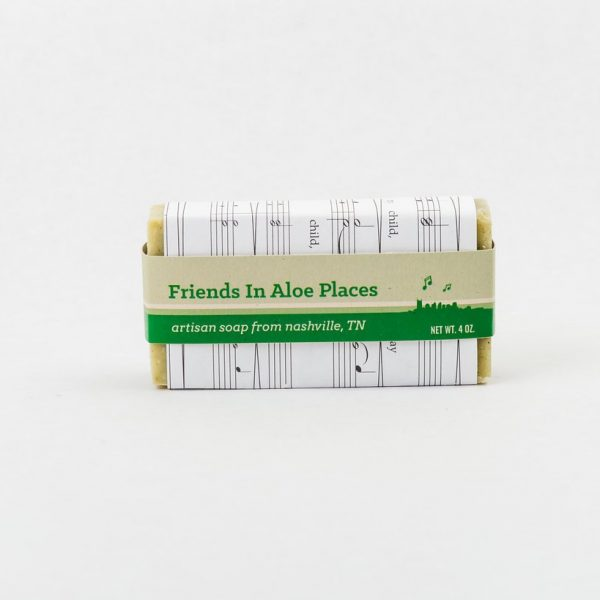 Friends in Aloe Places Soap