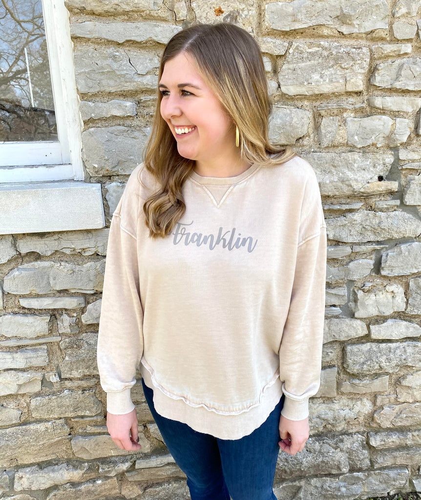 Campus Pullover - Franklin