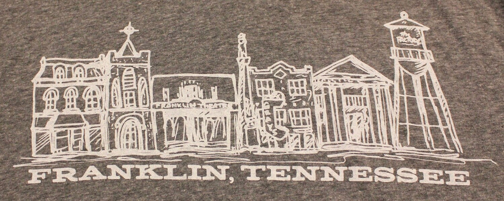 Historic Downtown Franklin Hoodie