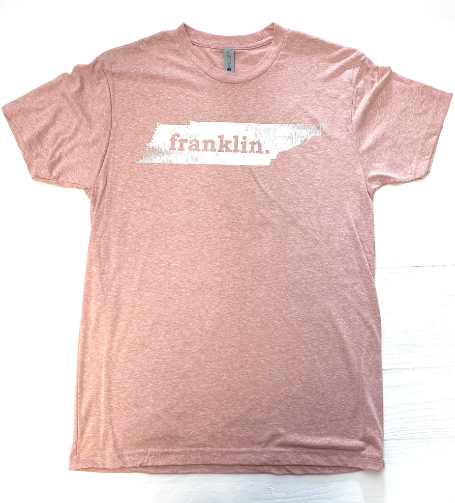 Franklin in state Tennessee T-Shirt