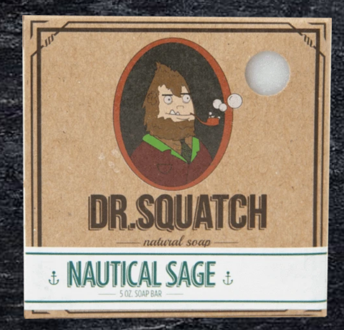 Bar Soap Nautical Sage