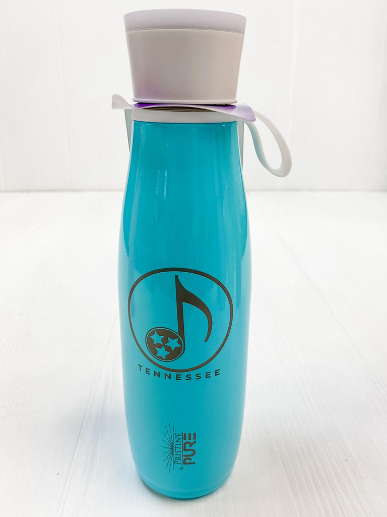 Waves Speaker Bottle