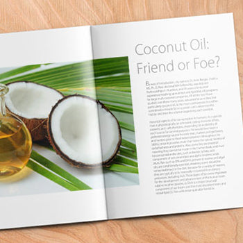 Coconut Oil: Friend or Foe?