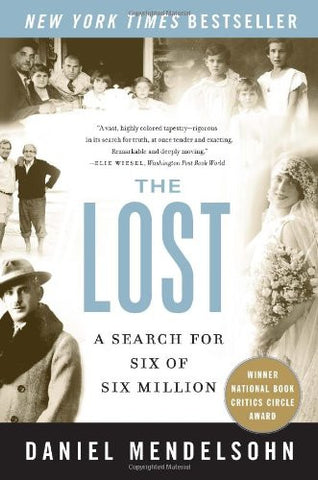 The Lost by Mendelsohn, Daniel