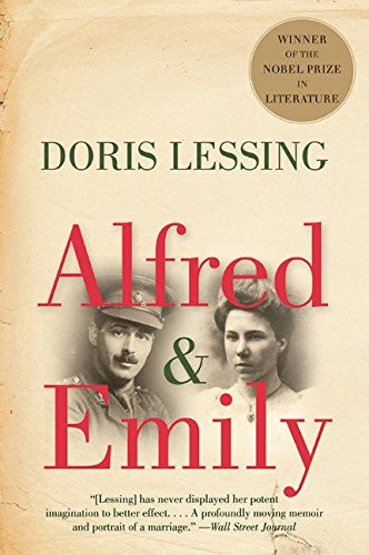 Alfred and Emily [Paperback] by Lessing, Doris