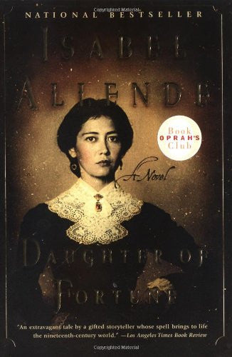 Daughter of Fortune by Allende, Isabel