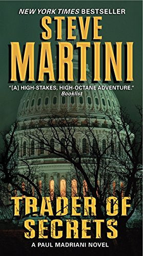 Trader of Secrets: A Paul Madriani Novel (Paul Madriani Novels) by Martini, S...