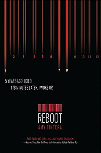 Reboot [Hardcover] by Tintera, Amy