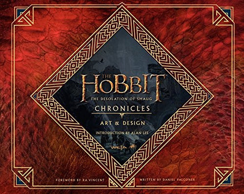 The Hobbit: The Desolation of Smaug Chronicles: Art & Design [Hardcover] by Weta