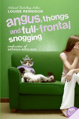 Angus, Thongs and Full-Frontal Snogging: Confessions of Georgia Nicolson (Con...
