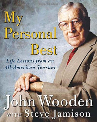 My Personal Best : Life Lessons from an All-American Journey [Hardcover] by W...