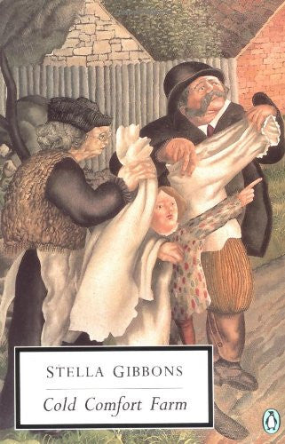 Cold Comfort Farm (Classic, 20th-Century, Penguin) by Gibbons, Stella
