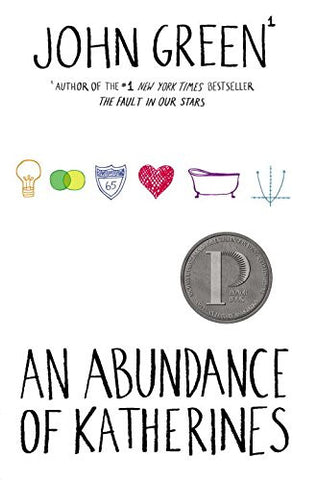 An Abundance of Katherines [Paperback] by Green, John