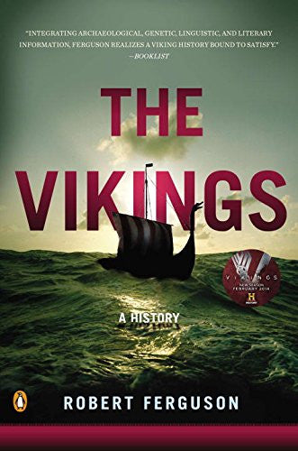 The Vikings: A History [Paperback] by Ferguson, Robert