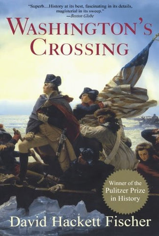 Washington's Crossing (Pivotal Moments in American History) [Paperback] by Fi...