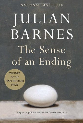 The Sense of an Ending [Paperback] by Barnes, Julian