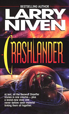 Crashlander [Mass Market Paperback] by Niven, Larry