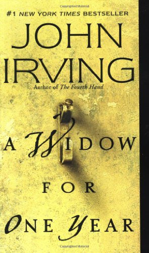 A Widow for One Year [Mass Market Paperback] by Irving, John