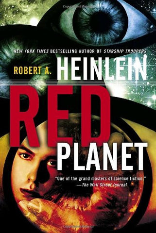 Red Planet [Paperback] by Robert A. Heinlein