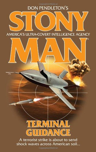 Terminal Guidance (Stony Man) by Pendleton, Don