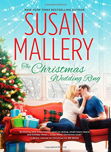 The Christmas Wedding Ring (Hqn) [Hardcover] by Mallery, Susan