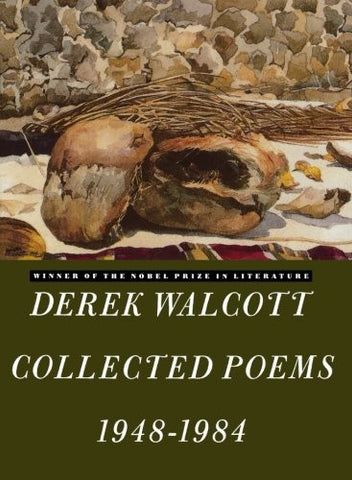 Collected Poems, 1948-1984 [Paperback] by Walcott, Derek