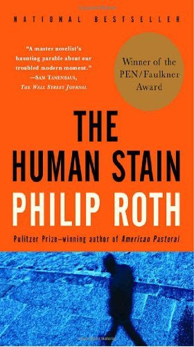 The Human Stain: American Trilogy (3) [International Edition] [Paperback] by ...
