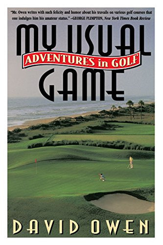 My Usual Game [Paperback] by Owen, David
