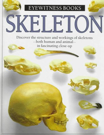 Skeleton (Eyewitness Books) by Parker, Steve