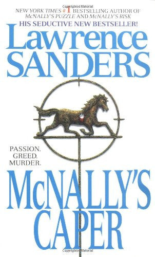 McNally's Caper (Archy McNally Novels) by Sanders, Lawrence