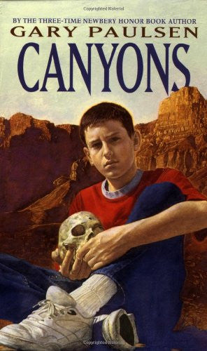 Canyons by Paulsen, Gary