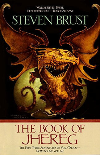 The Book of Jhereg [Paperback] by Brust, Steven