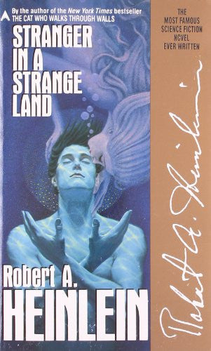 Stranger in a Strange Land (Remembering Tomorrow) [Mass Market Paperback] by ...