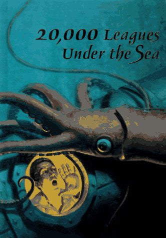 20,000 Leagues under the Sea (Illustrated Junior Library) [Hardcover] by Vern...