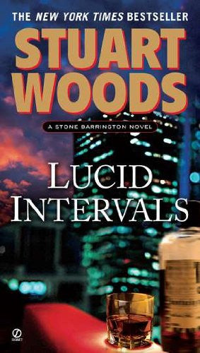 Lucid Intervals: A Stone Barrington Novel [Paperback] by Woods, Stuart