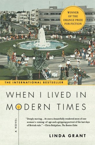 When I Lived in Modern Times [Paperback] by Grant, Linda