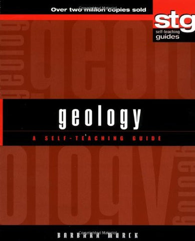Geology: A Self-Teaching Guide [Paperback] by Murck, Barbara W.