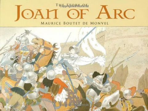 The Story of Joan of Arc (Dover Children's Classics) [Paperback] by Boutet de...
