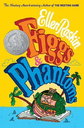 Figgs & Phantoms [Hardcover] by Raskin, Ellen