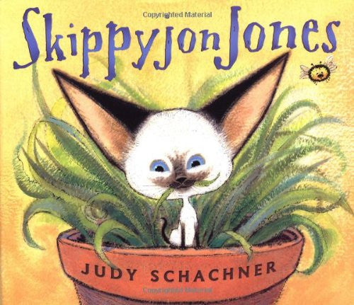SkippyJon Jones [Hardcover] by Schachner, Judy