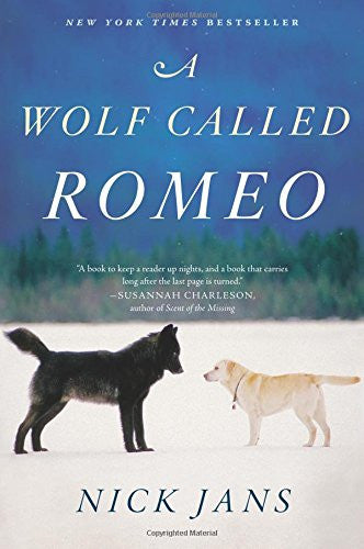 A Wolf Called Romeo [Paperback] by Jans, Nick