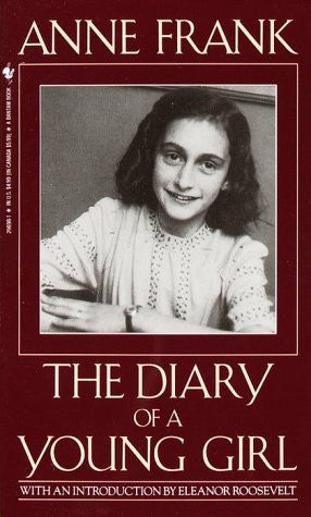 Anne Frank: The Diary of a Young Girl [Mass Market Paperback] by Frank, Anne;...