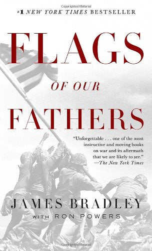Flags of Our Fathers (Movie Tie-in Edition) [Mass Market Paperback] by Bradle...