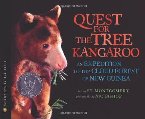 Quest for the Tree Kangaroo: An Expedition to the Cloud Forest of New Guinea ...