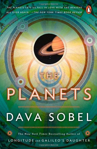 The Planets by Sobel, Dava