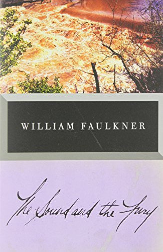 The Sound and the Fury: The Corrected Text [Paperback] by Faulkner, William
